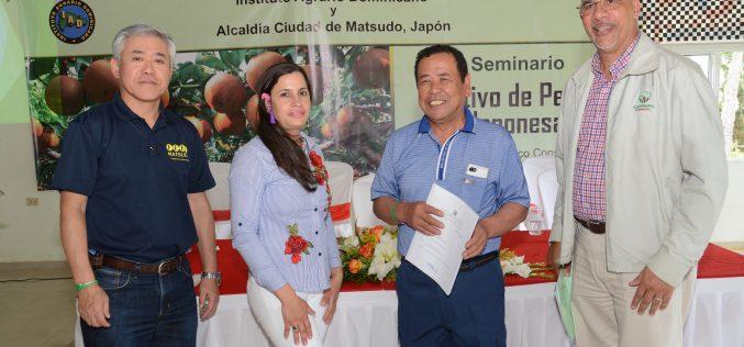 En Constanza, ¡a cultivar peras japonesas…!