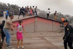 (Video) En aumento cifra muertos por erupción de volcán de Fuego en Guatemala… Hasta ahora son 25