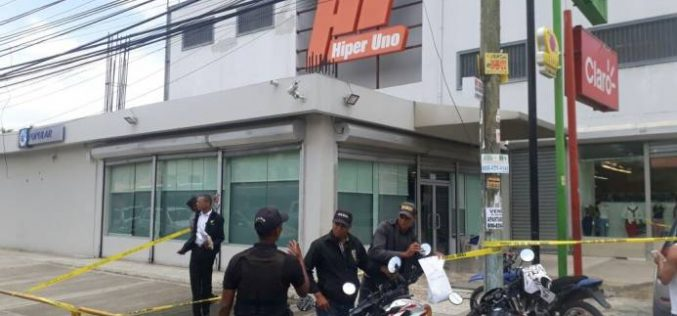 (Video) El asalto a la sucursal del Popular en el ensanche Isabelita explicado por José Mármol, encargado de Comunicaciones del banco