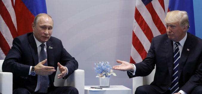 El Kremlin anuncia reunión entre Donald Trump y Vladimir Putin