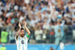 Luego del triunfo sobre Nigeria, el astro artentino Lionel Messi proclamó: «Es maravilloso ganar de esta manera»