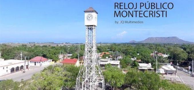 (Video) El reloj público de Montecristi, dando la hora desde el 1895…