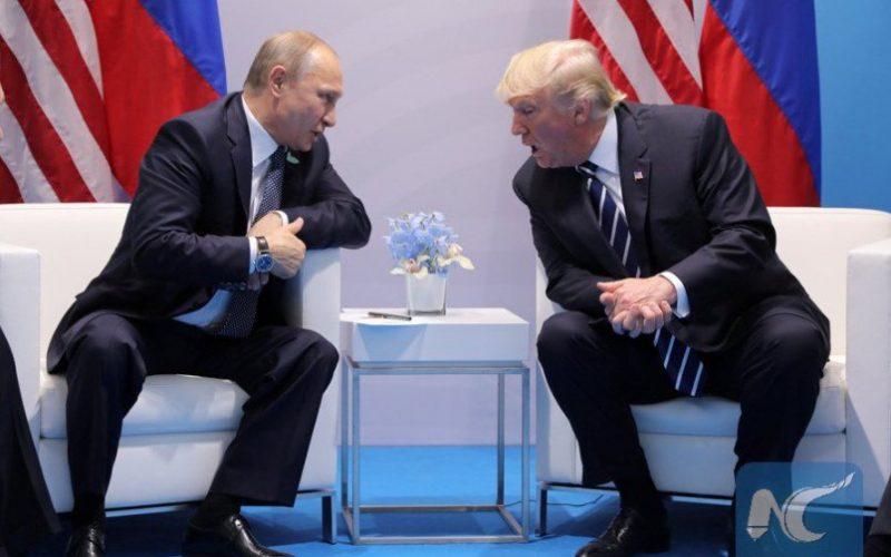 La reunión Donald Trump-Vladimir Putin será en Finlandia el 16 de julio