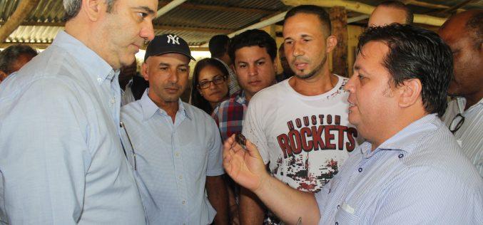 Luis Abinader exige al PLD someterse a legalidad democrática