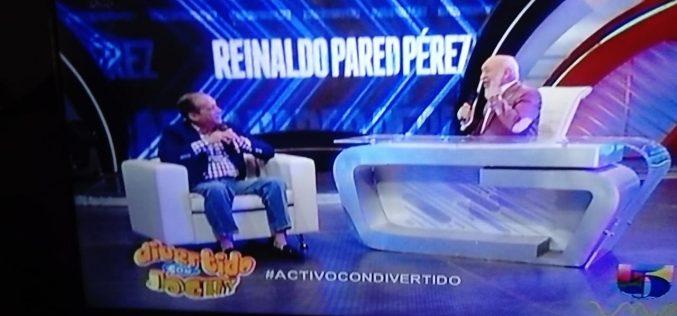 """(Video) Reinaldo Pared dice que Leonel ha sido Presidente 3 veces, """"¿Para qué quiere más?"""""""