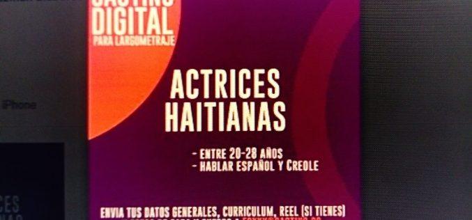 Convoca a casting con actrices haitianas… ¿Qué trae ahora el cineasta Jose María Cabral,director de «Los carpinteros»?