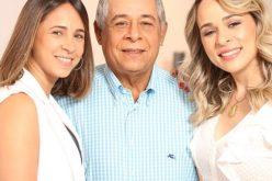 (Video) Roberto Salcedo explica entrada de sus hijas a la tv y en qué consisten los programas que traen