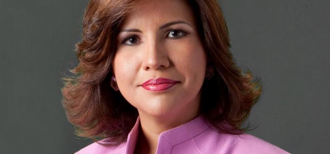 """Vice Margarita Cedeño sostiene diputada Faride Raful """"se merece todo el respeto"""""""