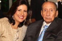 Fallece padre de vice Margarita Cedeño, señor Luis Emilio Cedeño Matos; será velado a partir de las 8 a.m. de este miércoles en Blandino/Lincoln