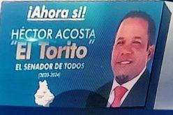 """El Torito dirá que ahora o nunca: """"¡Quiero ser senador!, ¡y voy a ser senador!"""""""