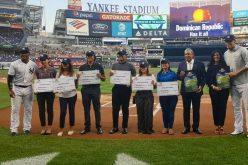 El Día de RD en el Yankee Stadium de Nueva York valorado por el cónsul Carlos Castillo