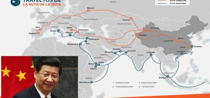 China con su Iniciativa de la Franja y la Ruta abre oportunidades de desarrollo sostenible para América Latina