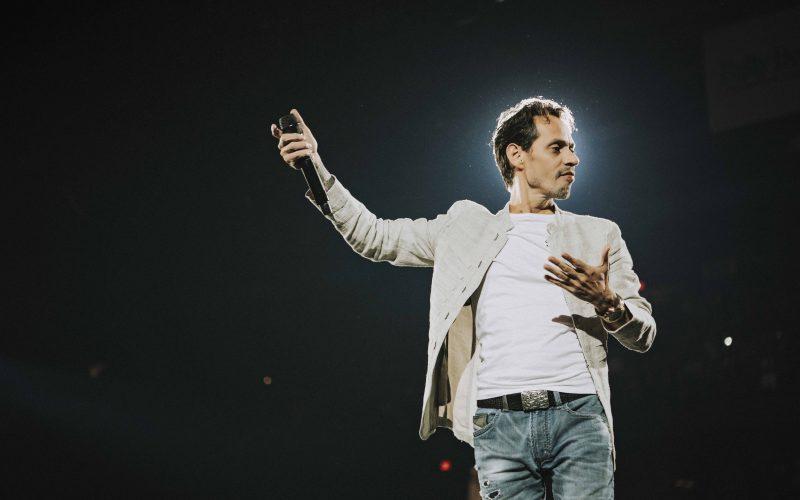 """Marc Anthony: """"…Feliz de volver a compartir con mi gente dominicana"""""""