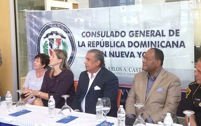 Consulado dominicano en NY lleva sus servicios a Hazleton, Pennsylvania