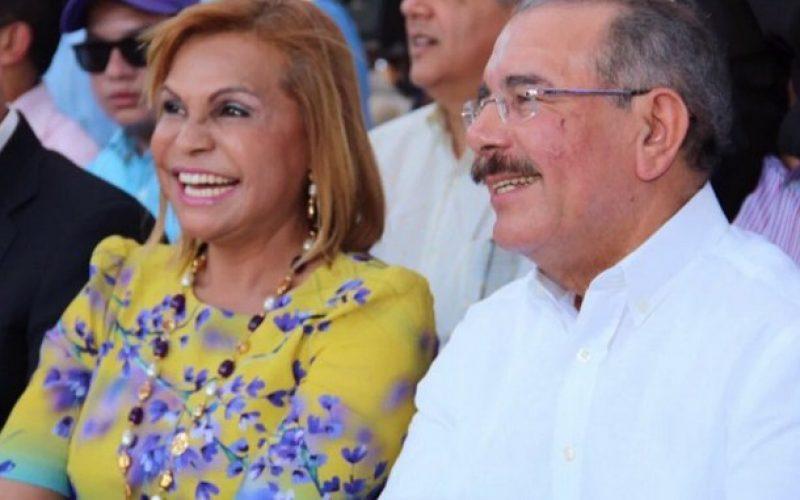 La guerrera Sonia Mateo y el Guerrero Wilton, dos senadores, ella de la Línea y él del Sur, con respaldo rotundo a una segunda reelección de Danilo