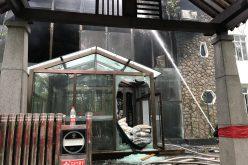 18 personas han muerto y 19 resultaron heridas por incendio en hotel de Harbin, en China