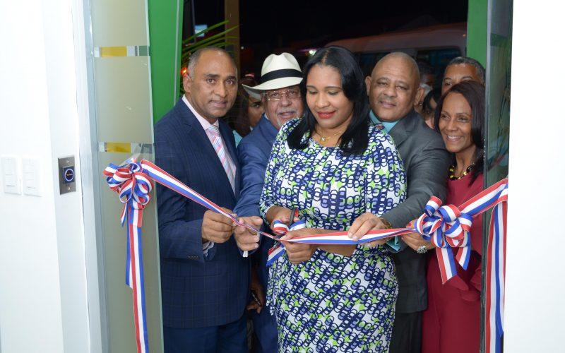 Cooperativa de Ahorro y Crédito de Herrera abre sucursal en Baní