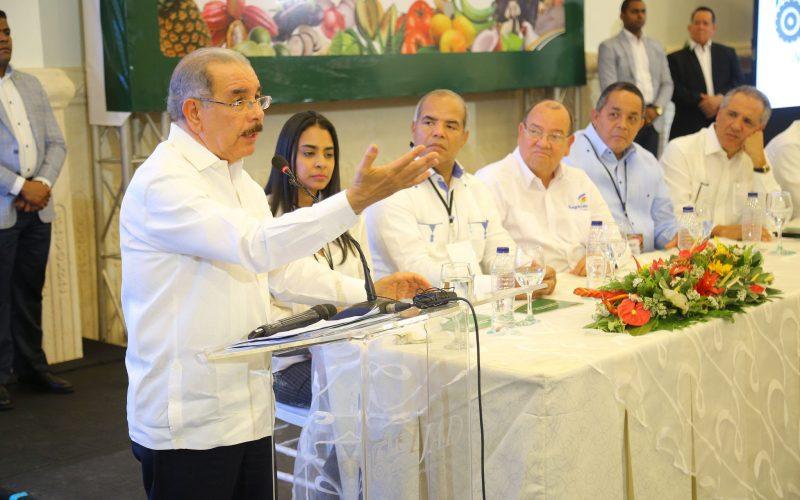 (Video) Danilo Orondo con su economía: «Somos el país que más crece de América Latina»
