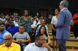 Luis Abinader aboga por una amnistía fiscal y un modelo tributario más justo