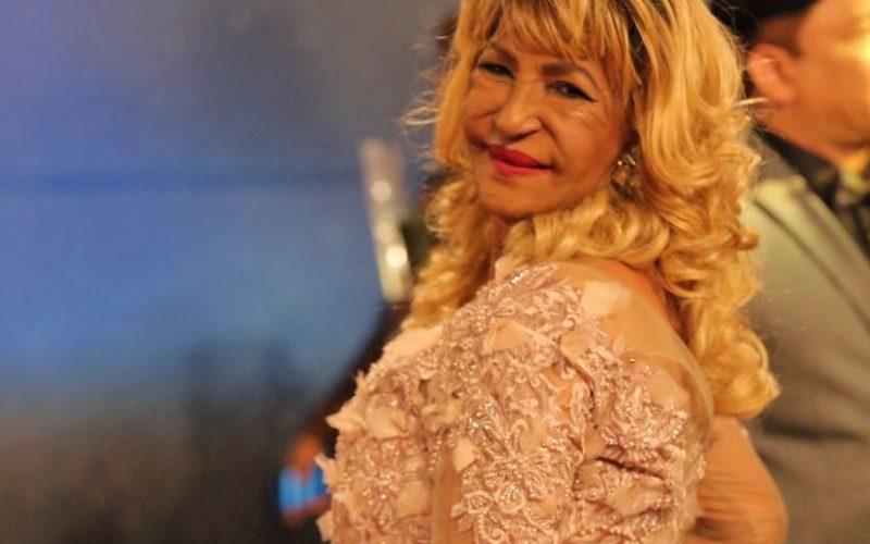 Fefita La Grande cumple 75 y se prepara celebración por todo lo alto; hasta de posible boda se habla, como para «rematar»