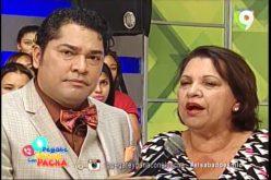 """La mamá de El Pachá """"truena"""" contra el comediante Miguel Céspedes… """"¡¡Que no me imite!!"""""""