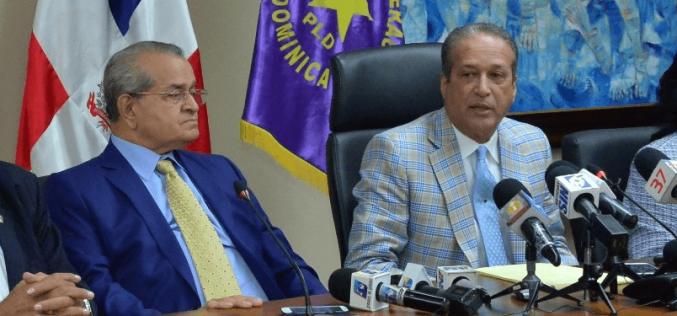 Franklin Almeyda le enmienda la plana a Reinaldo Pared Pérez por declaración sobre lo acordado en reunión del Comité Central del PLD