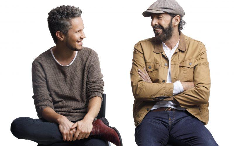 Vicente García comparte con Juan Luis Guerra la grabación del primer tema de su próximo disco
