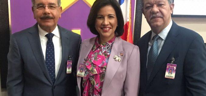 Aprobadas primarias abiertas en el PLD; Margarita quiere unidad… ¿Se mantendrá la unidad en el PLD, o las señales que han dado Danilo y Leonel hoy en ese sentido es solo para las fotos y los videos…?