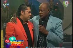 """(Video) Johnny Ventura dice a El Pachá que, definido lo de las primaras por el Comité Central del PLD; ahora, """"Leonel presidente 2020"""""""