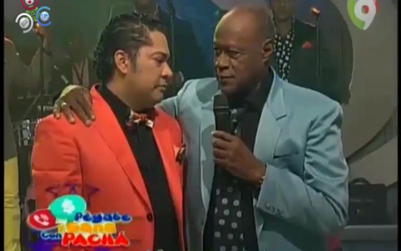 (Video) Johnny Ventura dice a El Pachá que, definido lo de las primaras por el Comité Central del PLD; ahora, «Leonel presidente 2020»