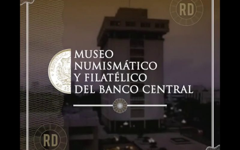 (Video) Un paseo audiovisual por el Museo Numismático y Filatélico del Banco Central