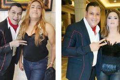 (Video) Mooortal la imitación que hacen Raymond y Miguel de Sammy Sosa (con todo y crema) y su esposa Sonia