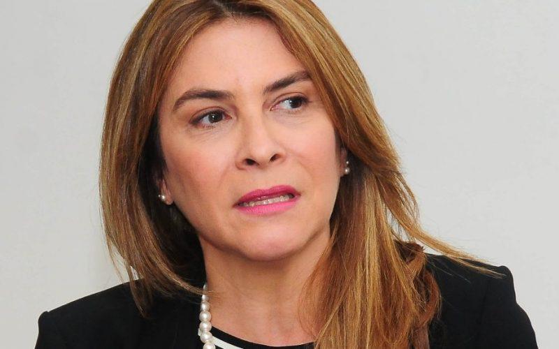 """A Carolina Mejía la sentencia que condena a Marlon y Marlin Martínez le produjo """"dolor, vergüenza y rabia"""""""