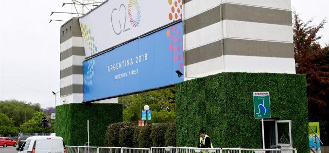 China apuesta en reunión G20 a defender el libre comercio y a sistema multilateral internacional