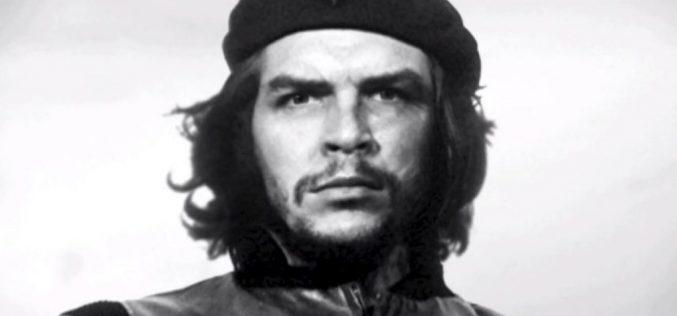 Sobre El Che en la Base Naval de las Calderas en Baní