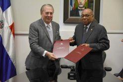 Tribunal Constitucional y ministerio de Cultura firman convenio de colaboración interinstitucional