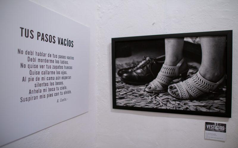 """""""Vestigios"""", una exposición fotográfica"""