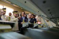 Danilo entrega segunda etapa de industria cuyo objetivo será la confección de uniformes militares y civiles