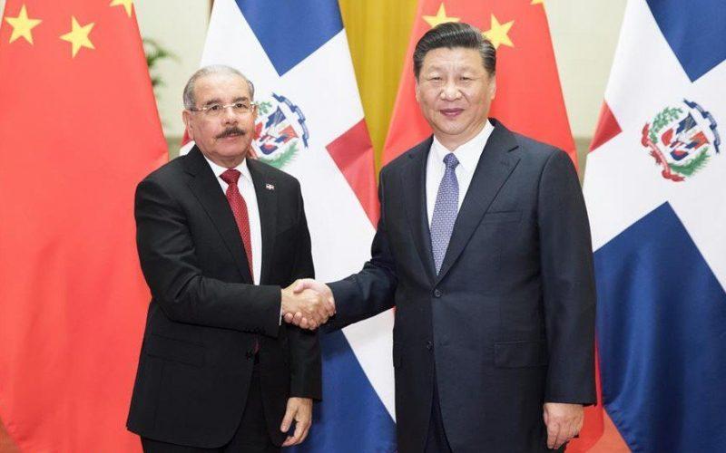 RD y China prometen promover el desarrollo común