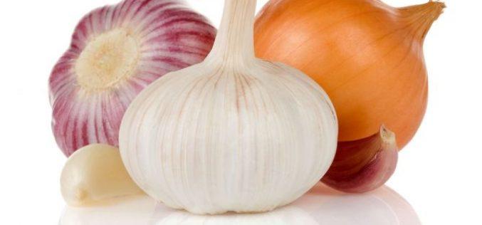 Ajo y cebolla… Hay más de 500 especies en el planeta…