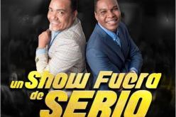 Lo de Raymond y Miguel en el anfiteatro de Puerto Plata es esta noche: «Un show fuera de serio»