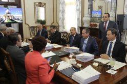 Los 4 nuevos jueces del Tribunal Constitucional elegidos por el CNM: Alba Luisa Beard, Domingo Antonio Gil, José Alejandro Ayuso y Miguel Valera Montero