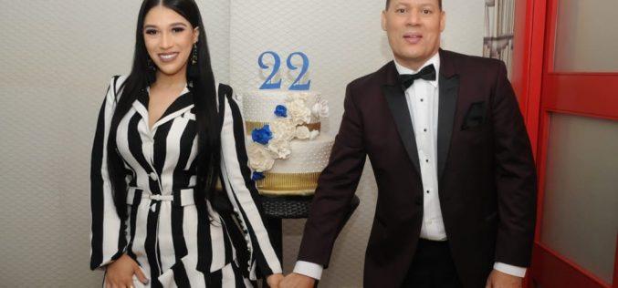 El Pachá, Sammy Sosa y Juanchy Sánchez son los padrinos; Franklin Mirabal se casará en febrero con Dianabell Gomez