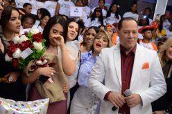 Franklin Mirabal comenzó a hacer de su boda todo un espectáculo; tiene confirmada asistencia de 20 peloteros profesionales