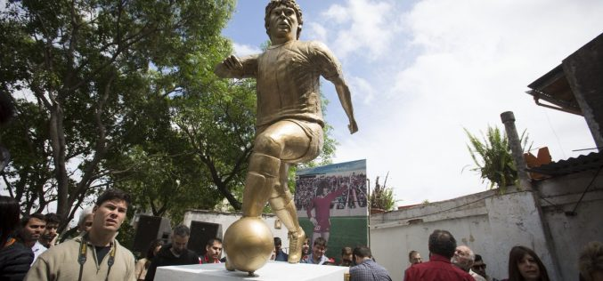 Diego Maradona, dado de alta luego de intervención quirúrgica para quitarle hernia umbilical