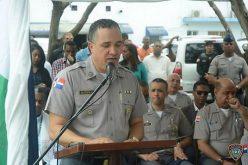 Director PN dispuso cambios de mandos en Distrito Nacional, Santo Domingo, Santiago, Dajabón, Nagua y Samaná