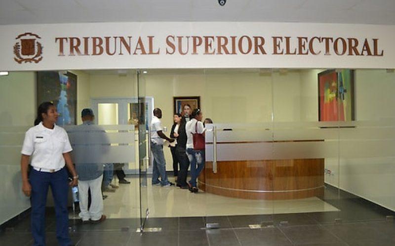Tribunal Superior Electoral anuncia actos oficiales por su séptimo aniversario