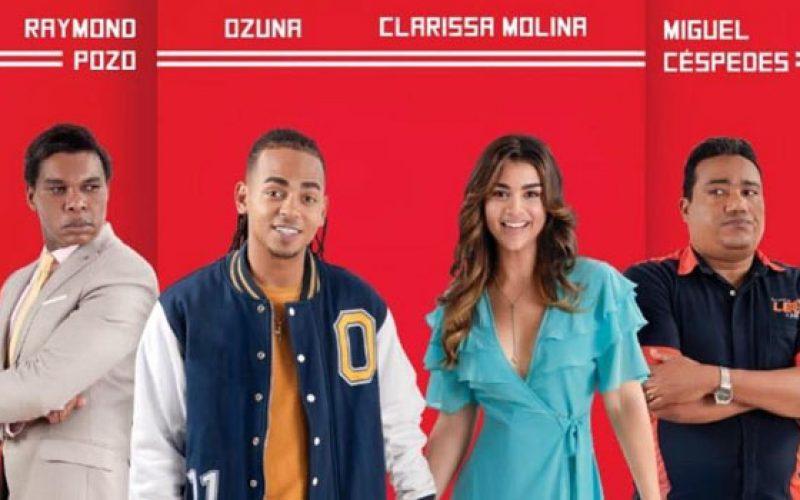 «Qué León», con Raymond y Miguel, Ozuna y Clarissa Molina, Raymond y Miguel, llega a cines de Estados Unidos el 25 de este mes