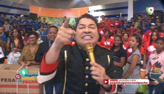 El Pachá sigue arremetiendo ácidamente contra A Lo Foke; dice está perdido y deplora pretenda compararse con Freddy Beras Goico