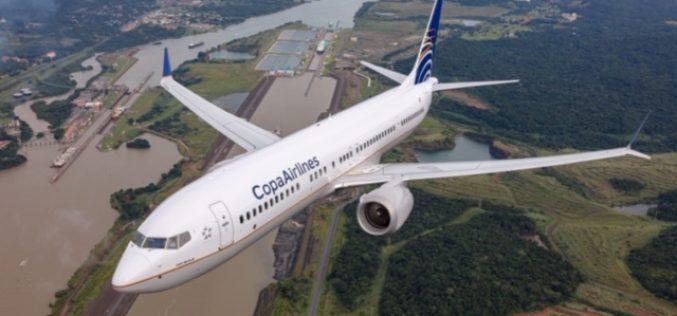 """Copa Airlines reconocida como """"La más puntual del mundo"""""""